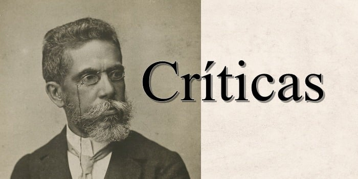 Críticas de Machado de Assis