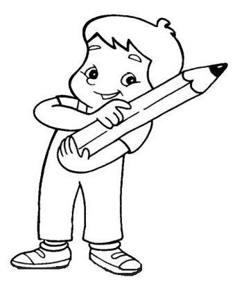 50 Desenhos De Estudantes Para Imprimir E Colorir Online Cursos