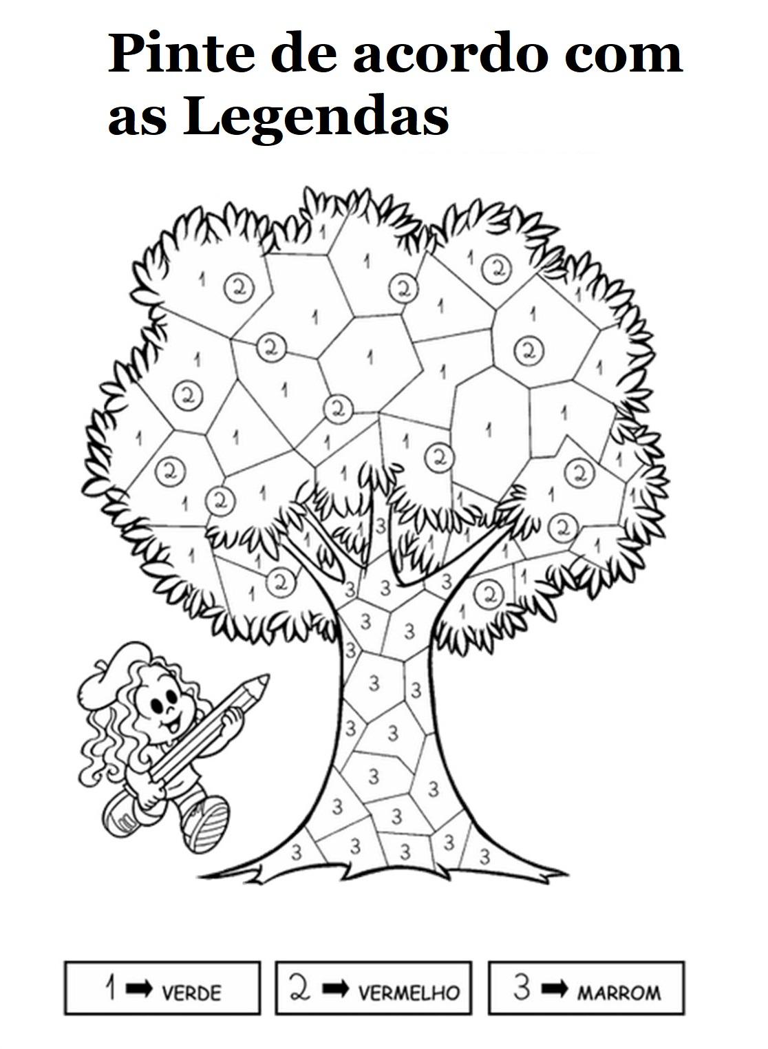 50 Atividades Dia Da Arvore Educacao Infantil E Ensino Fundamental