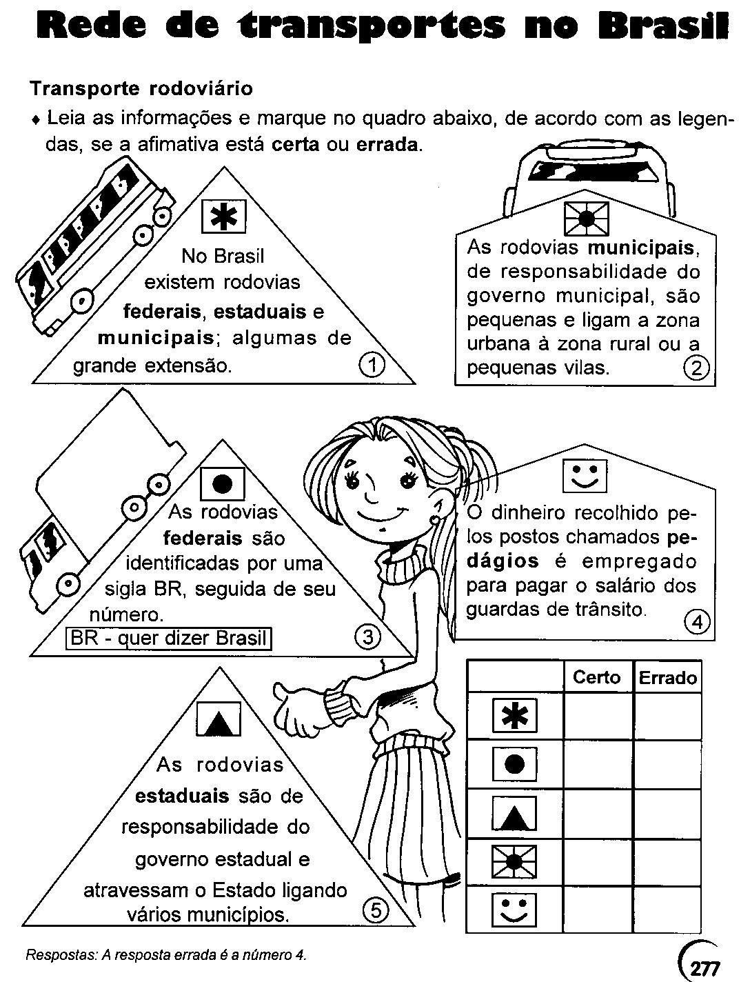 60 Atividades De Geografia 5º Ano Ensino Fundamental Para Imprimir