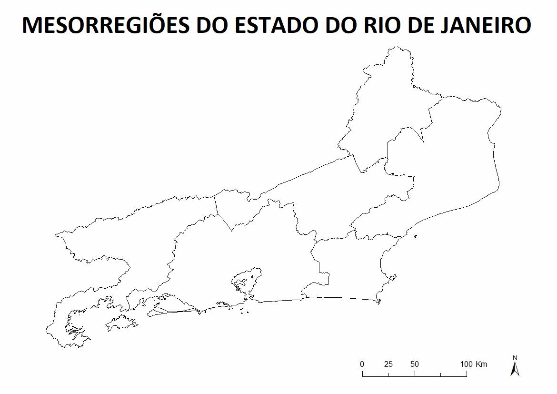 Rio De Janeiro Mapa Png.8 Mapas Do Estado Do Rio De Janeiro Para Colori Pintar E