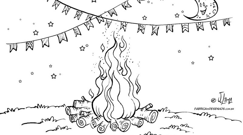 90 Atividades Sobre Festa Junina Para Imprimir Educacao Infantil