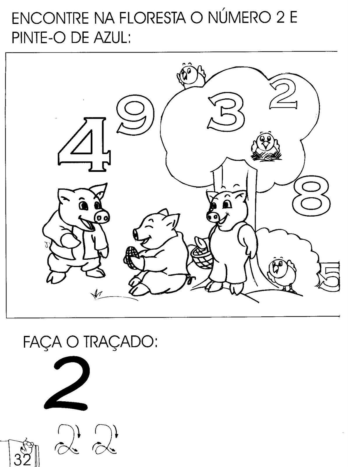 30 Atividades Dos Tres Porquinhos Para Imprimir Online Cursos