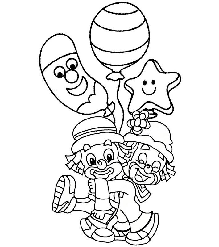 30 Desenhos Do Patati Patata Para Colorir E Imprimir Online