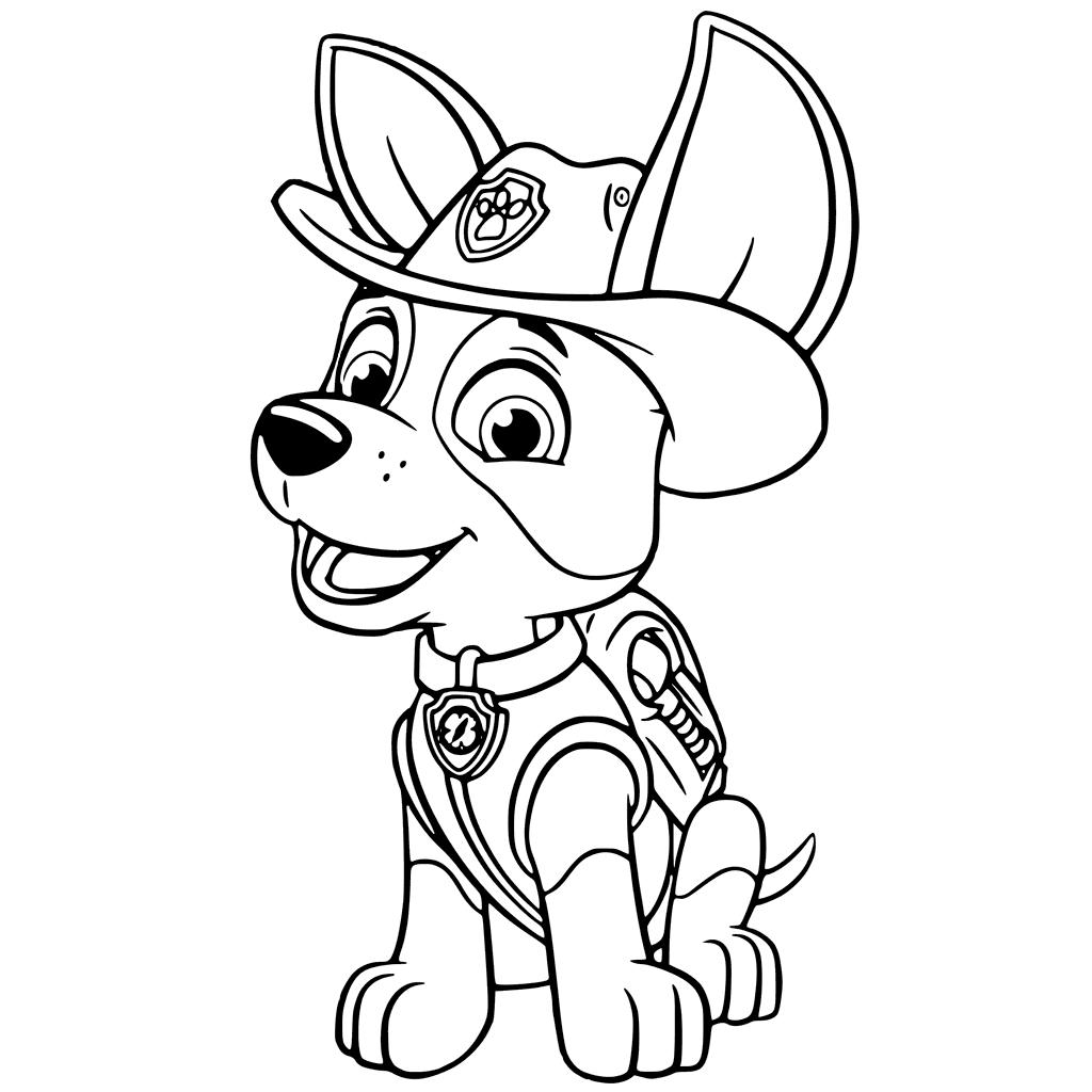 Procurando desenhos de unicórnio para colorir? 50 Desenhos da Patrulha Canina para Colorir e Imprimir