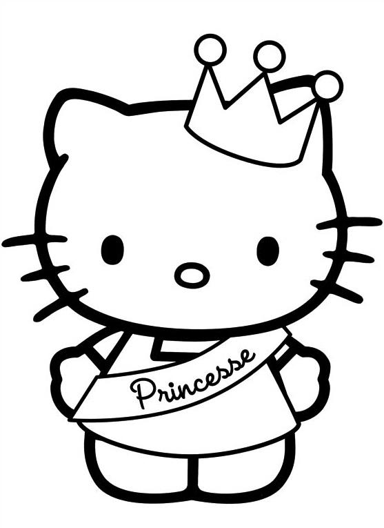 40 Desenhos Da Hello Kitty Para Colorir E Imprimir Online Cursos