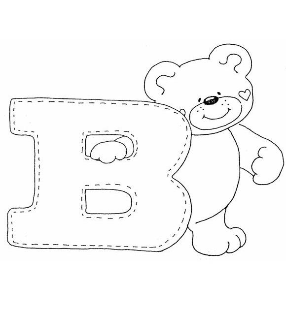 4 Modelos De Alfabeto Completo Para Colorir E Imprimir Online