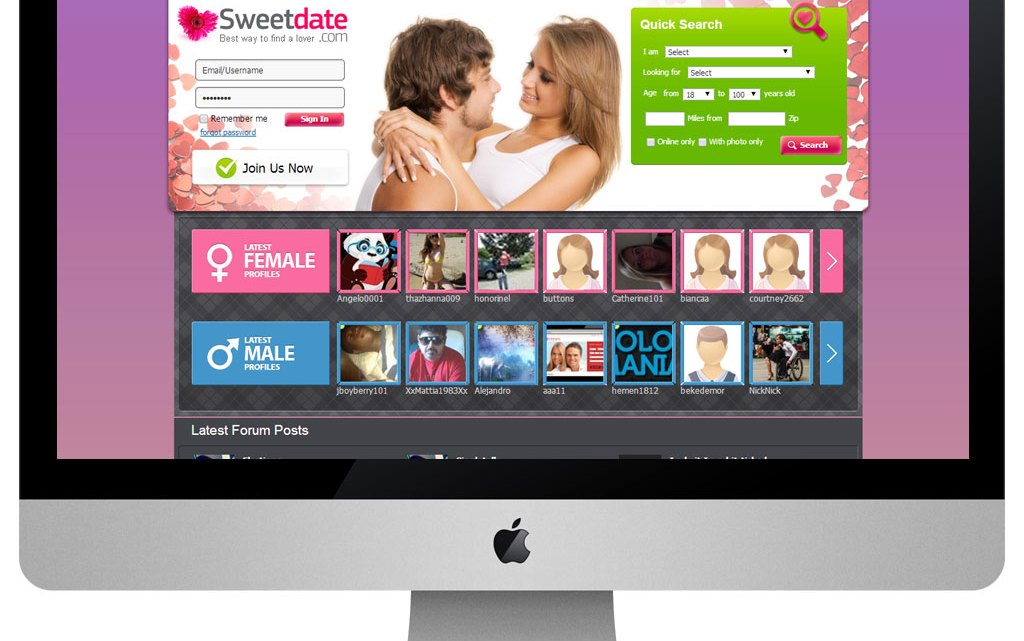 how to buy dating site