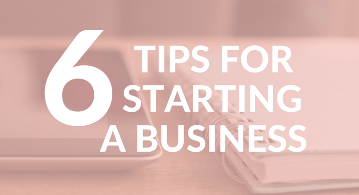 Starting Your Own Business Feature