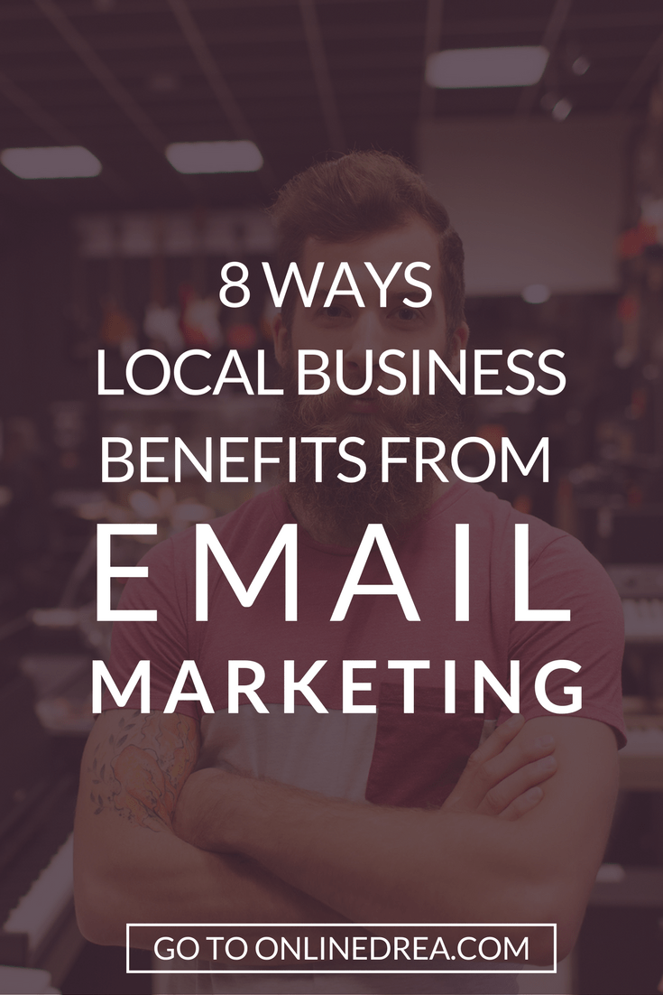 8 reasons why you should be capitalizing on the power of email marketing for your business!