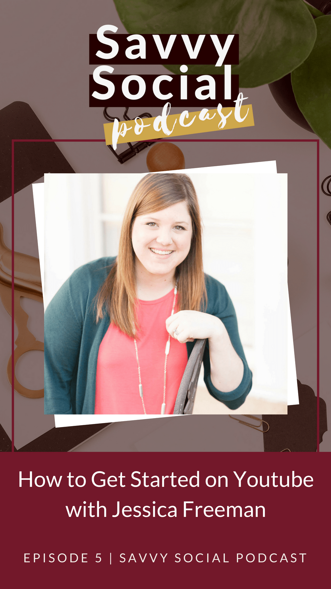 Are you struggling to get started on YouTube? Listen into today's episode as Jessica Freeman of Jess Creatives shares her amazing YouTube journey. We're learning how to get started on YouTube, what Jess did to get her first client from YouTube, and how you can use YouTube to build the right exposure for your business.