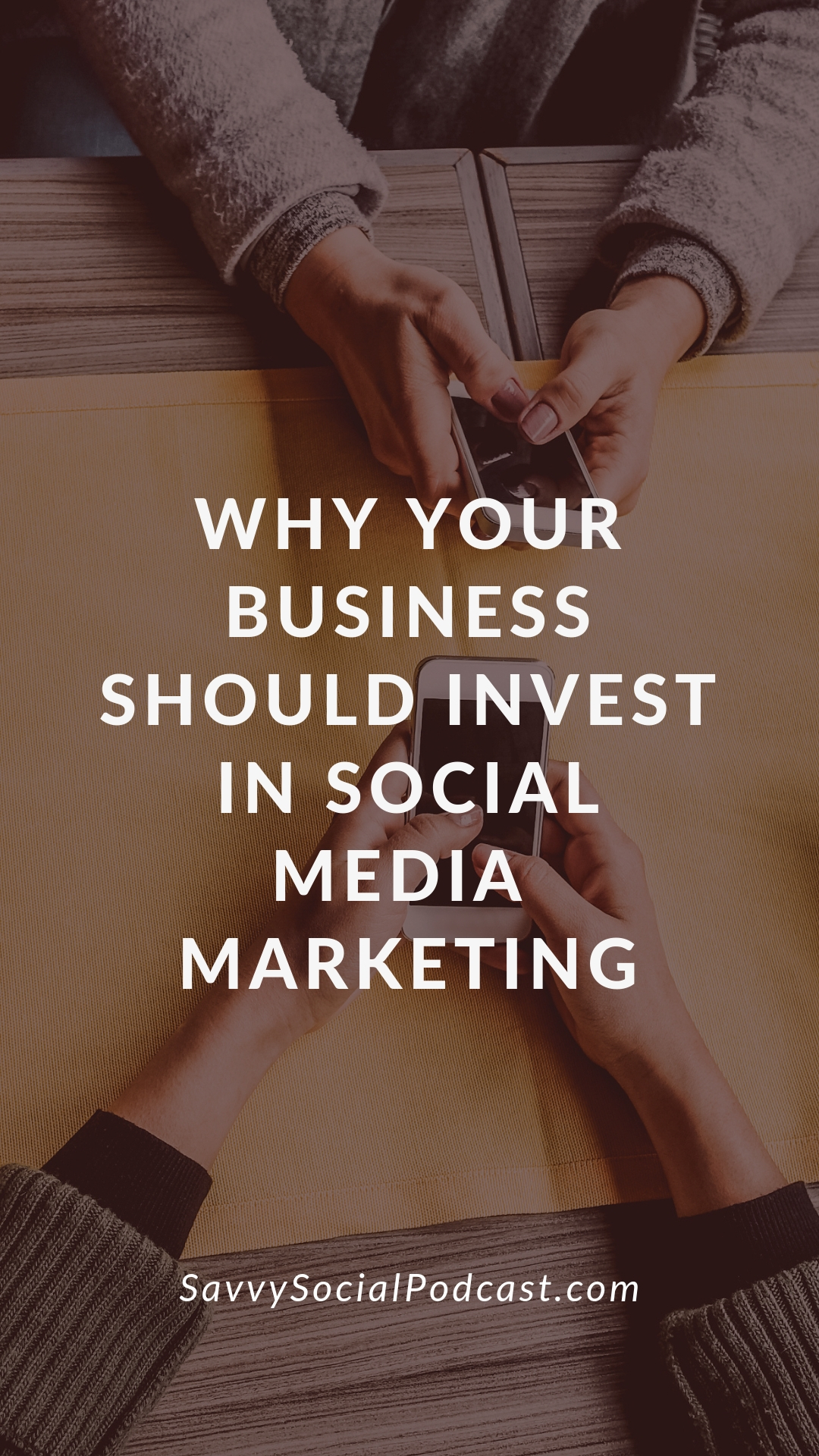 Why You Should Invest in Social Media