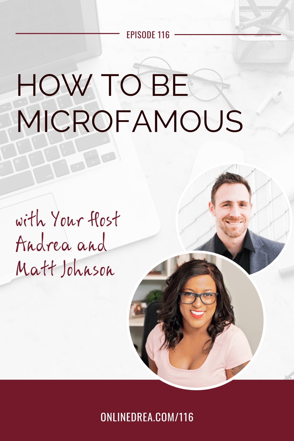 How to be MicroFamous with Matt Johnson