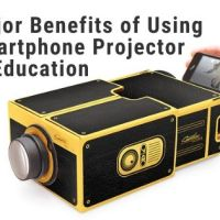 4 Major Benefits of Using Smartphone Projector in Education