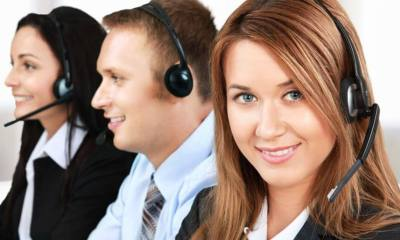 Outsourced call centre solutions