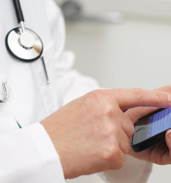 App Facilitates Home Delivery of Healthcare Services - 2