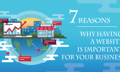 Seven reasons creation of a website is Crucial for your business