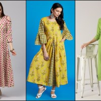 Trending Sleeve Designs and Patterns For Kurtis