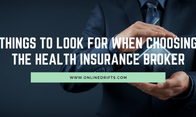 Things to look for when choosing the Health Insurance Broker