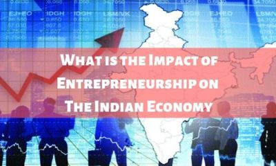 Impact of Entrepreneurship on The Indian Economy