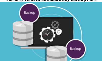 Tools to Automatically Backup Files