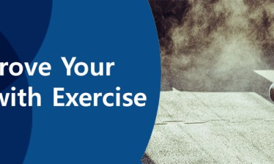 Top Tips to Improve Your Productivity with Exercise