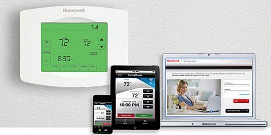 programmable thermostat honeywell 1