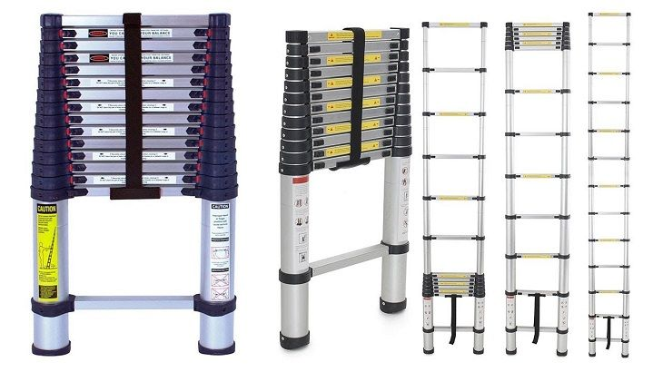 Importance of using telescopic ladder 1