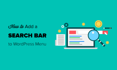 Easy Ways to Add a Search Bar to WordPress Menu (Step by Step) 3