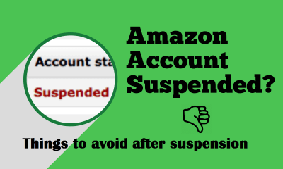 Things to avoid after your Amazon Reseller Account is suspended 61