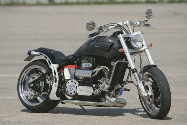 Diesel Motorbike Australia