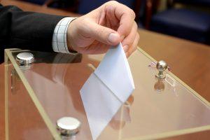 Materiały wyborcze
