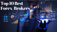 A short  review on top 10 best Forex Brokers of 2019