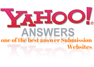 Top 65+ New Answer Submission Website list For High Quality Back links
