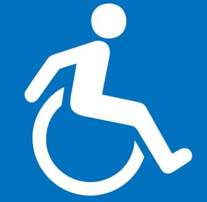Handicapped people