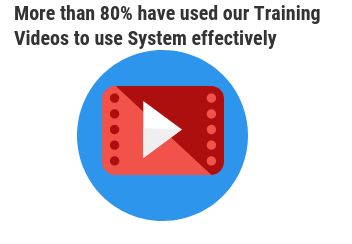 Training Video for online exam process