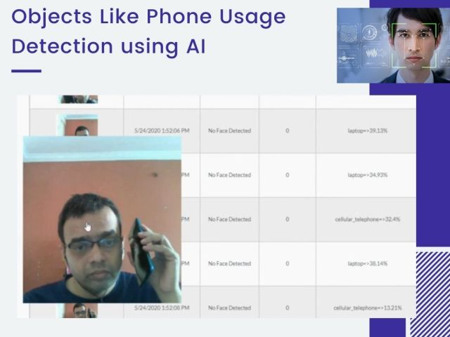 AI based proctoring
