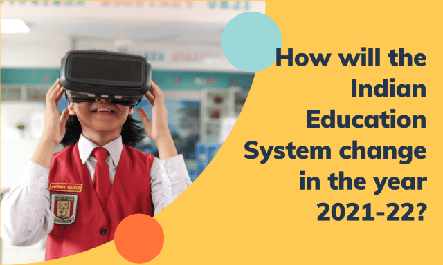 How will Indian Education transform in one year from now