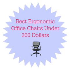 Best Desk Chair Under 200 For Small Spaces Ergonomic Office Chairs Dollars Online Fanatic