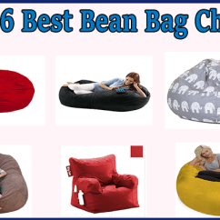 Best Bean Bag Chair For Adults Patio Lounge Cushions Canada Top 6 Chairs Review Both And Kids Are One Of The Latest Stylish Piece Furniture That Can Be Added To Your Living Space They Portable Offer Great Comfort Give