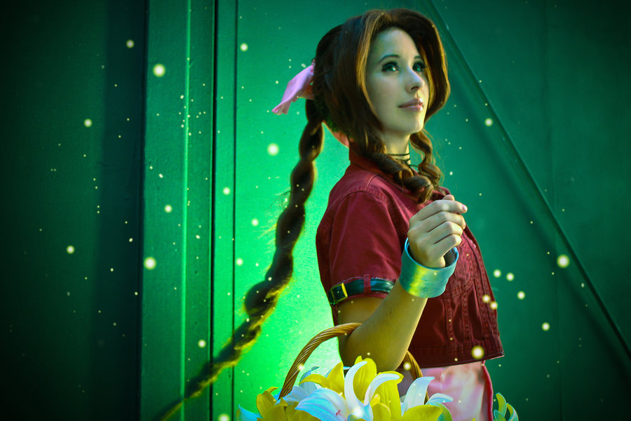 top 20 best aerith