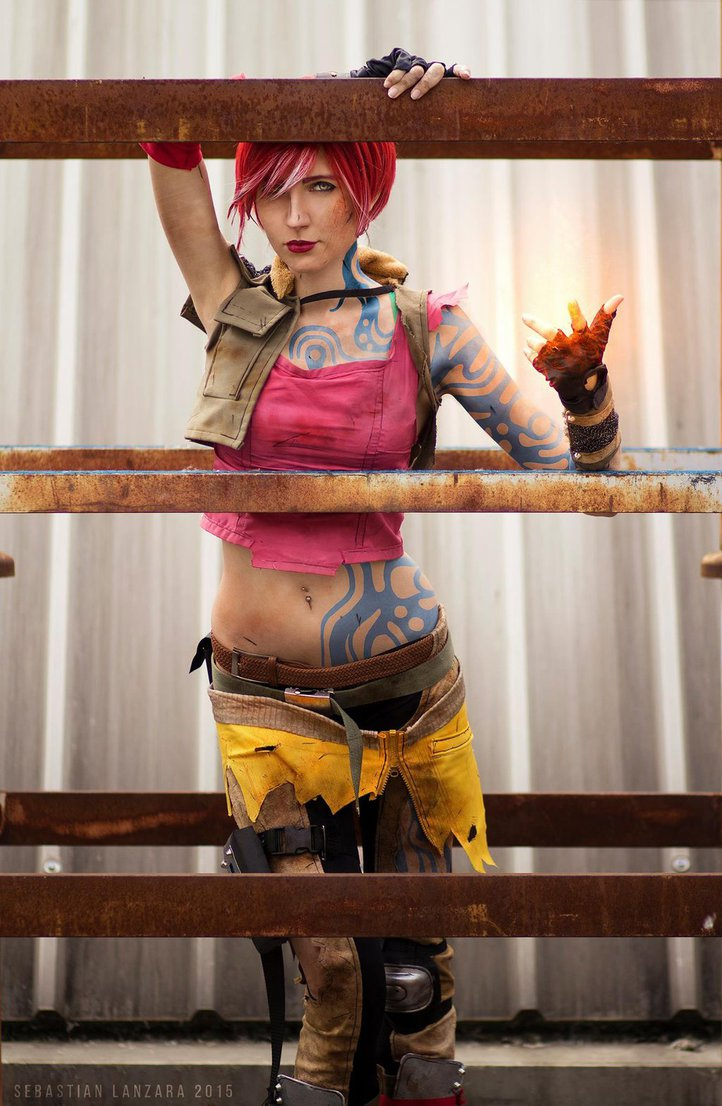 Top 20 Best Lilith Cosplay from Borderlands  Online Fanatic