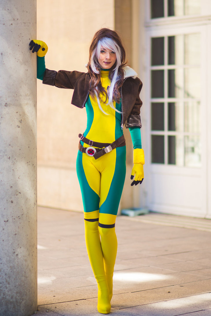 Top 20 Best Rogue Cosplay From Marvel Comics Online Fanatic