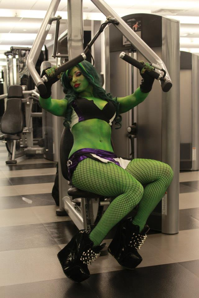Top 17 Best She Hulk Cosplay from Marvel Comics  Online