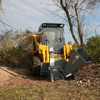 New Standard-Flow EDGE® Wood Chipper
