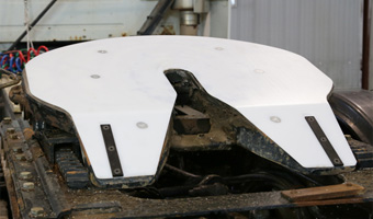 May Wes expands Slide-N-Drive™ Poly 5th Wheel Cover product line