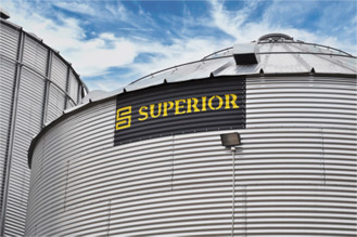 Superior Manufacturing Backs Bin Roofs With Industry's Only Lifetime Warranty