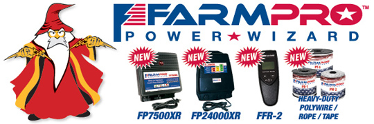 AgraTronix Launches New FARMPRO Line of Premium Electric Fence Energizers and Accessories with Extended Features