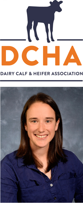 Lindquist Earns Dairy Calf and Heifer Association Scholarship