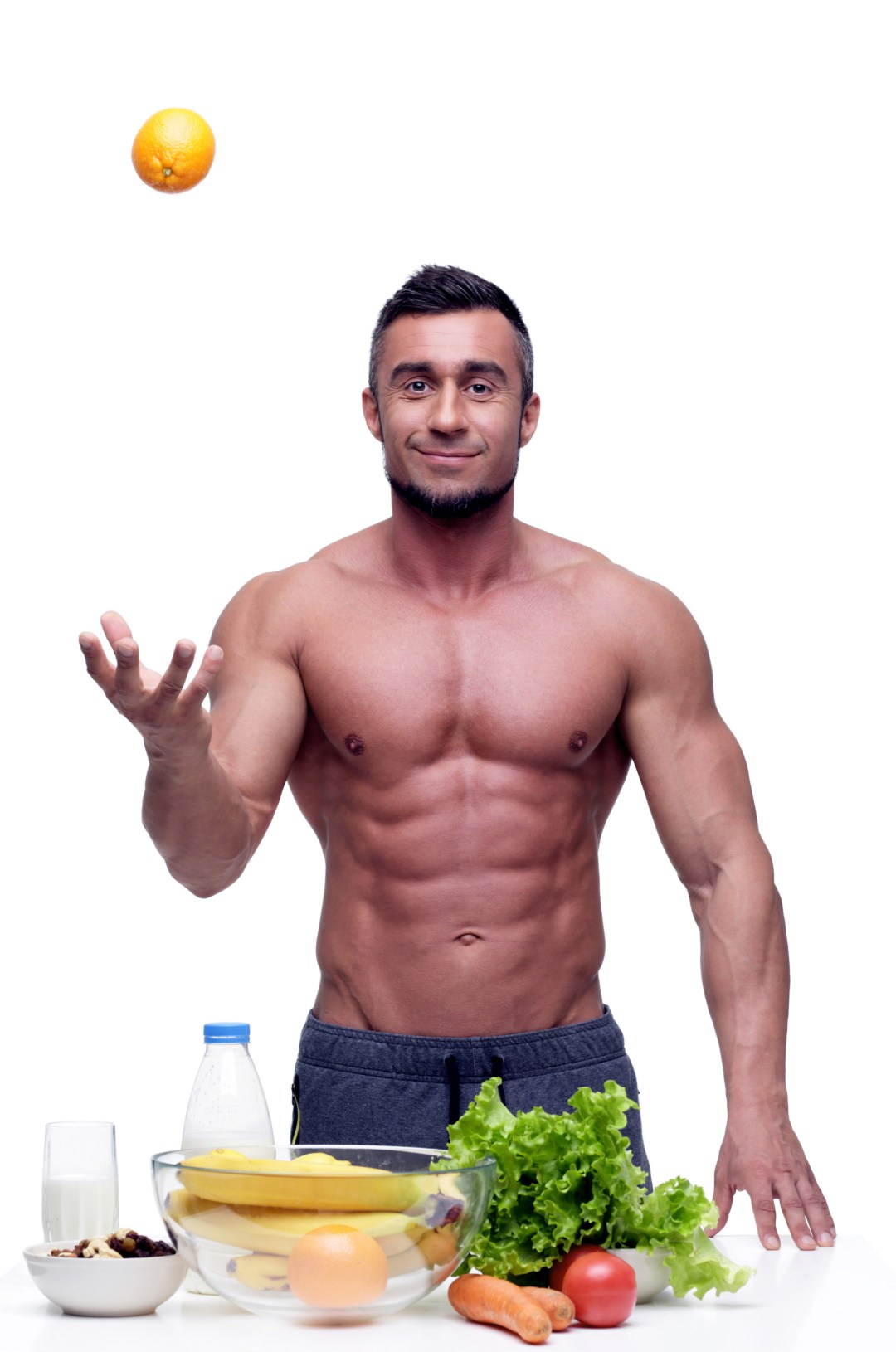 Men's Nutrition Coaching